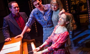 Beautiful: The Carole King Musical at Aldwych theatre, London