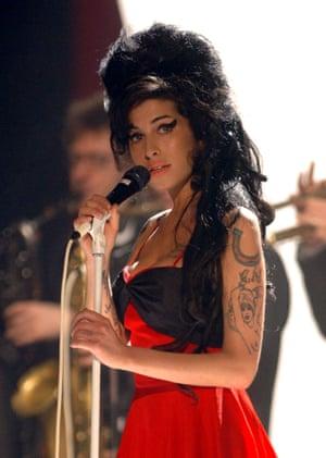 2007 Amy Winehouse