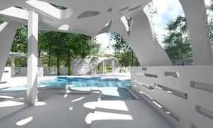 Adam Kushner's designs for a 3D-printed estate.