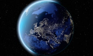 The EU is the world's biggest importer of energy, importing 53% of its overall requirements.