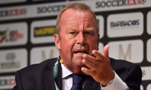 Michel D'Hooghe is a member of Fifa's executive committee as well as being Fifa's medical committee chairman.