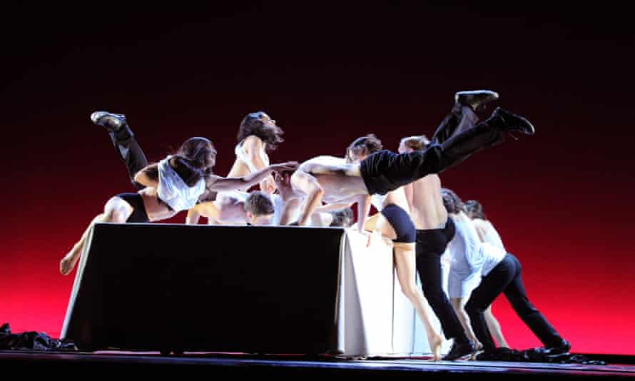 A scene from Tannhauser by Richard Wagner at the Royal Opera House, London. A production of the opera by Russian director Timofei Kulyabin in Siberia has angered some clerics.
