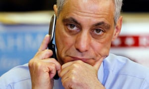 Rahm Emanuel must face a runoff to retain his post as Chicago's mayor.