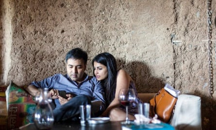 Social, a cafe in Hauz Khas, is popular with professionals in need of a little hotdesking with their coffee