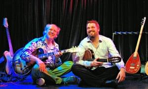 Pete Oxley & Nicolas Meier