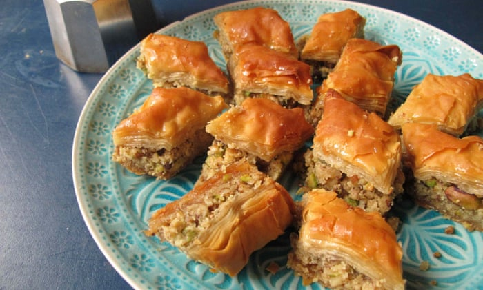 How To Make The Perfect Baklava Middle Eastern Food And Drink The Guardian