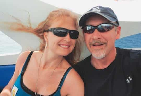sarah bajc and missing malaysia airlines passenger philip wood
