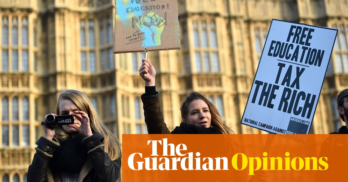 59e6d4bc1332 Political parties are neglecting young people – it's time for unis to step  in | Education | The Guardian
