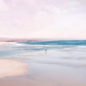 """Newport Beach Katherine Westerman is a Los Angeles-based photographer whose Instagram feed features the California coast. """"This shot was taken close to a world-famous surfing spot called The Wedge, which featured in the 1966 documentary The Endless Summer."""""""