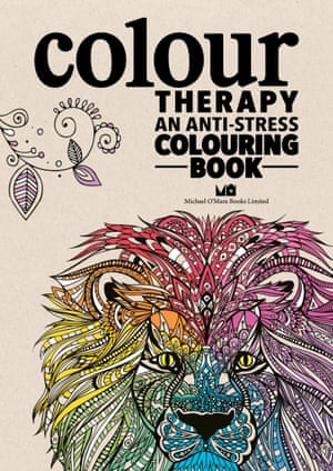 colour therapy cover - Color Therapy Book