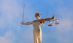 Old Bailey statue John Hardy case