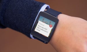 Pinterest's first smartwatch app for Android Wear.