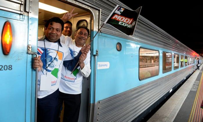 Citaten Politiek Luar Negeri : Narendra modi urges the indian diaspora to become an extension of