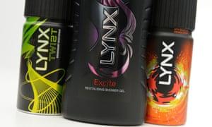 Men in Black: roadtesting Lynx's new 'upmarket' scent