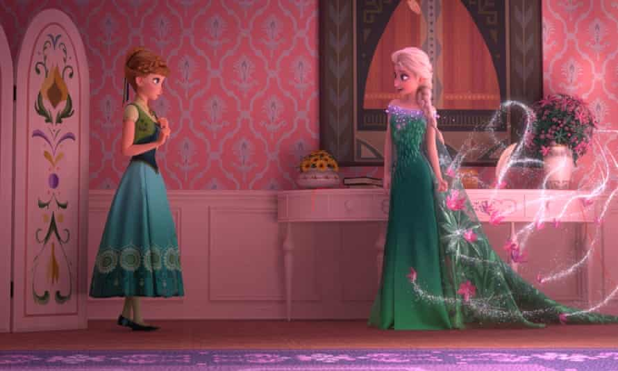 Frozen Fever trailer