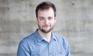 Evan Sharp, Pinterest's co-founder.