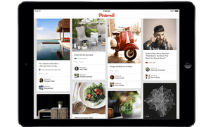 Pinterest now gets 80% of its usage from mobile devices.