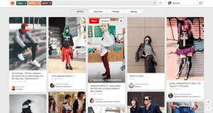 Services like Pinterest help trends zip from country to country faster.