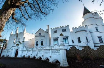 Strawberry Hill will reopen to the public on 1 March.