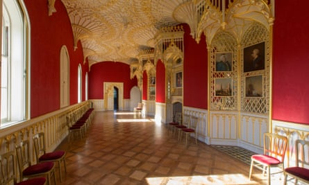 The gallery, Strawberry Hill.
