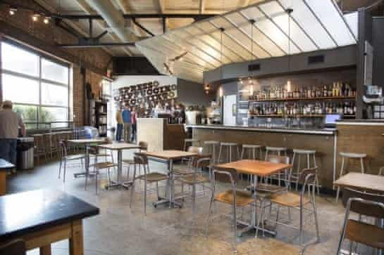 Octane Coffee Westside