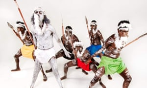 Djuka Mala dancers