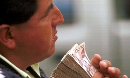 Ecuador digital currency sucre