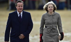 David Cameron and Theresa May are expected to come under pressure as net migration figures are shown to have risen since the Conservatives office.