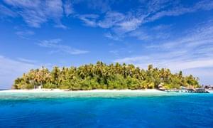 Kuda Bandos in the Maldives