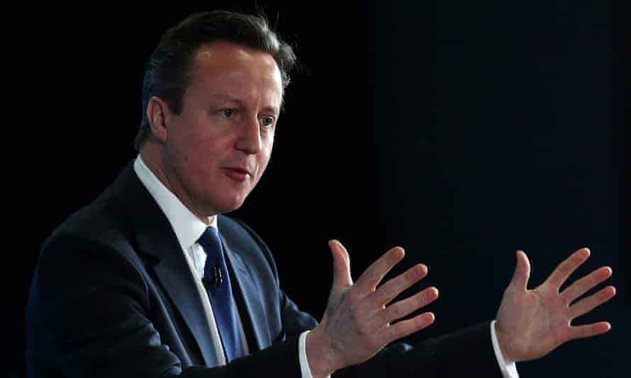 The new figures will be an embarrassment for David Cameron
