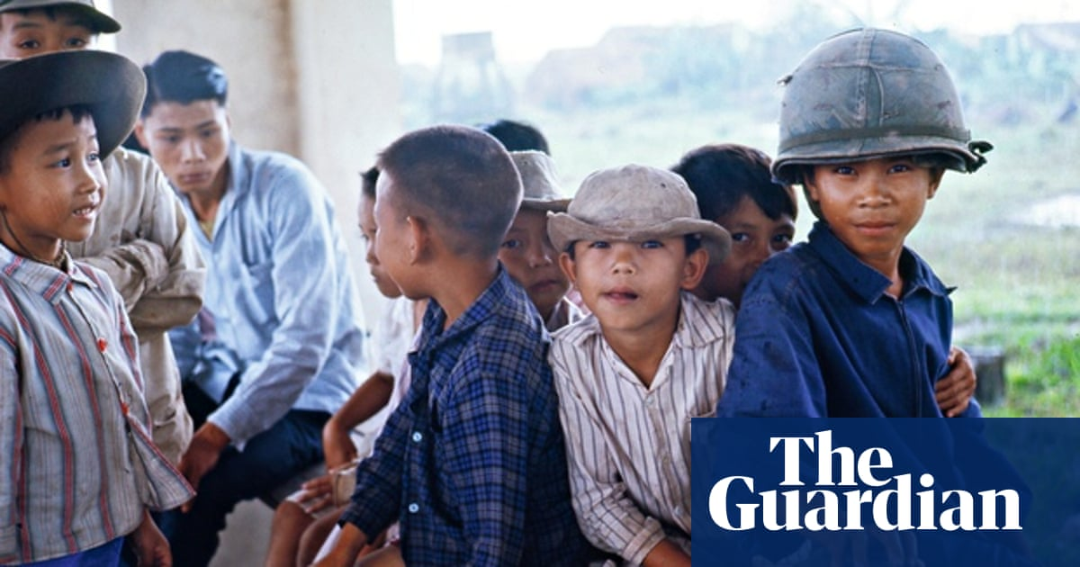 Did they survive?': children of the Vietnam war, 50 years on