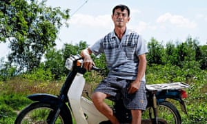 Vietnam child evacuees: Son now