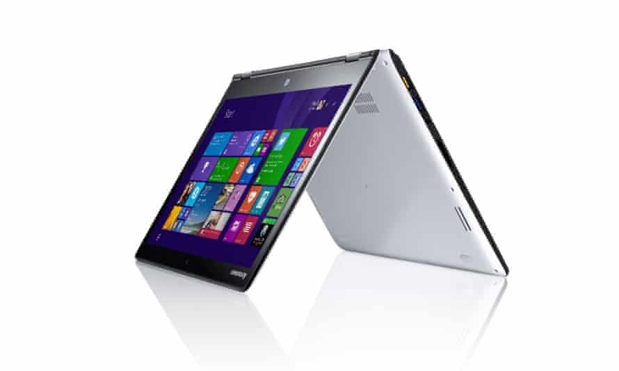 Lenovo Yoga 3 laptop