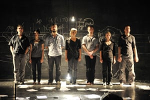 If We Go On, 2009  - Vincent Dance Company