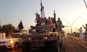 Isis in Mosul