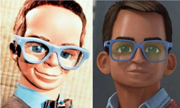 Brains remade: the old and new versions of the Thunderbirds character