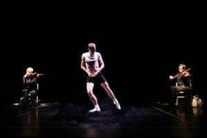 Test Run, 2006 - Vincent Dance Company