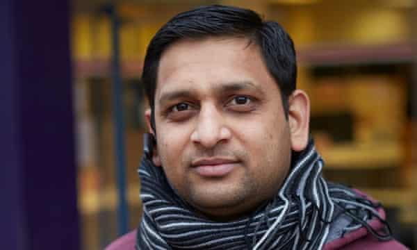 Pritesh Patel believes the UK must 'close the door' to new arrivals.