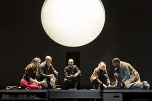 Antigone at the Barbican.