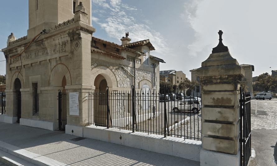 Marseille grand mosque