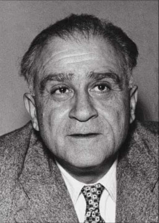 Tanpinar in 1960.