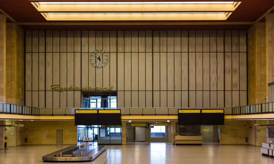 Tempelhof's classic design has made it a favourite for large events