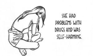 Comic of Amina