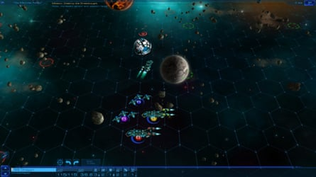 Sid Meier's Starships sees players mastering space combat