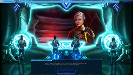 Sid Meier's Starships follows on from the last Civilization game