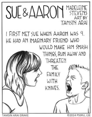 """""""Sue & Aaron""""."""
