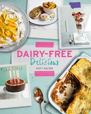 Dairy Free Delicious by Katy Salter