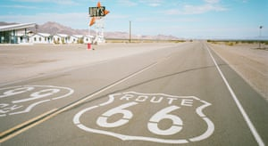 Get Ready To Your Kicks And Old School Fix On Route 66 Photograph Gary Yeowell Getty Images