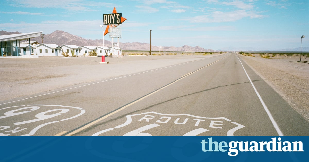 US Road Trip A Guide To Route Travel The Guardian - Us travel planning map