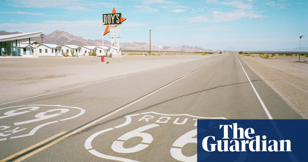 Us Road Trip A Guide To Route 66 Travel The Guardian